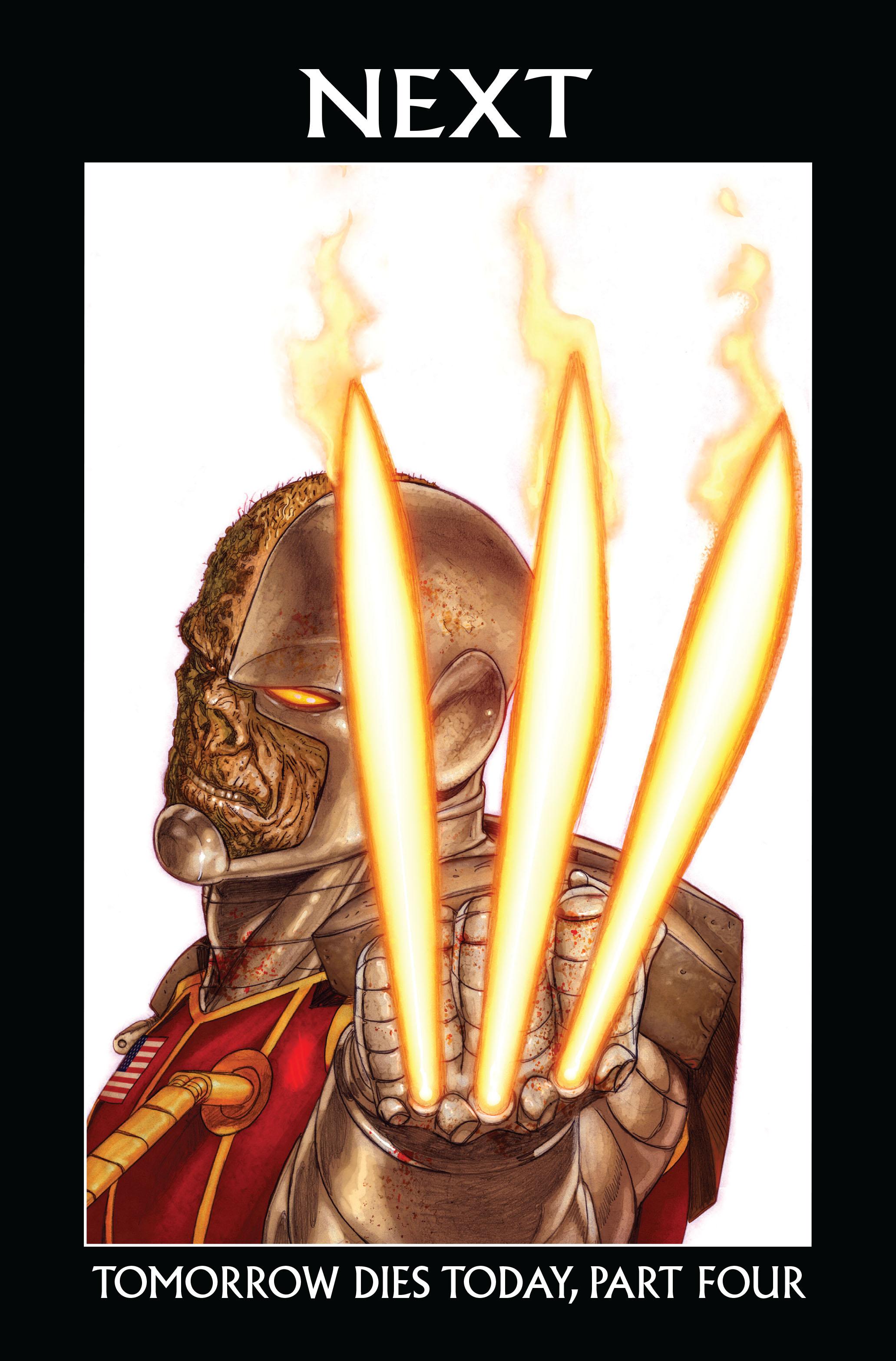 Wolverine: Weapon X #13 #4 - English 25