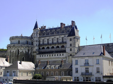 The Royal Château of Amboise