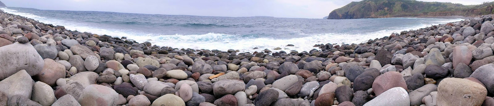 Valugan Boulder Beach, North Batan, Batanes