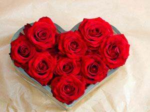 Different Rose Gifts For Your Valentine - red flowes
