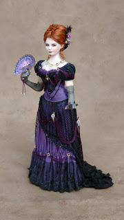 Chantelle Miniature Doll Full View