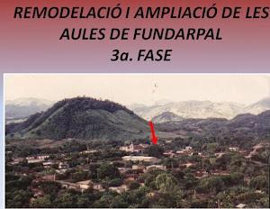 PROJECTE AULES FUNDARPAL