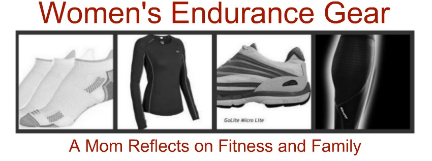Women's Endurance Gear - Family, Fitness and Food