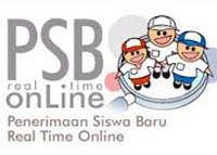 Cara daftar PSB Online SD