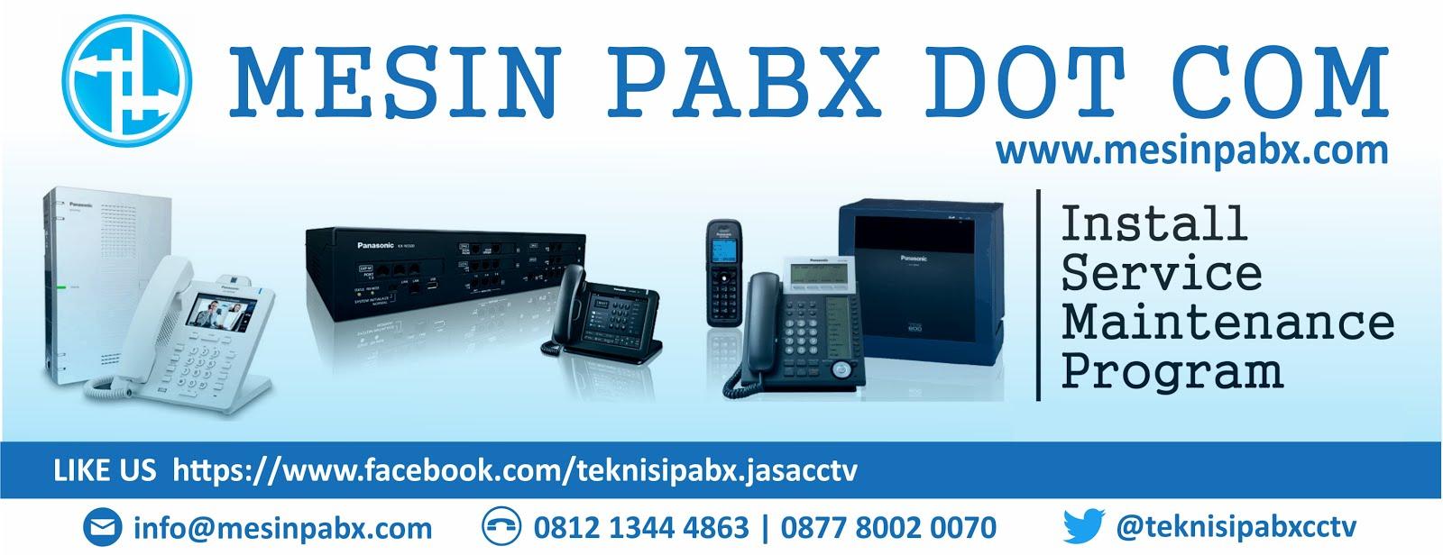 Mesin PABX Panasonic