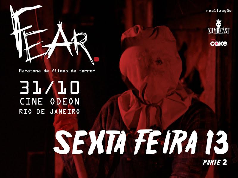 Neste Halloween acontece no Rio a Maratona de filmes de terror FEAR