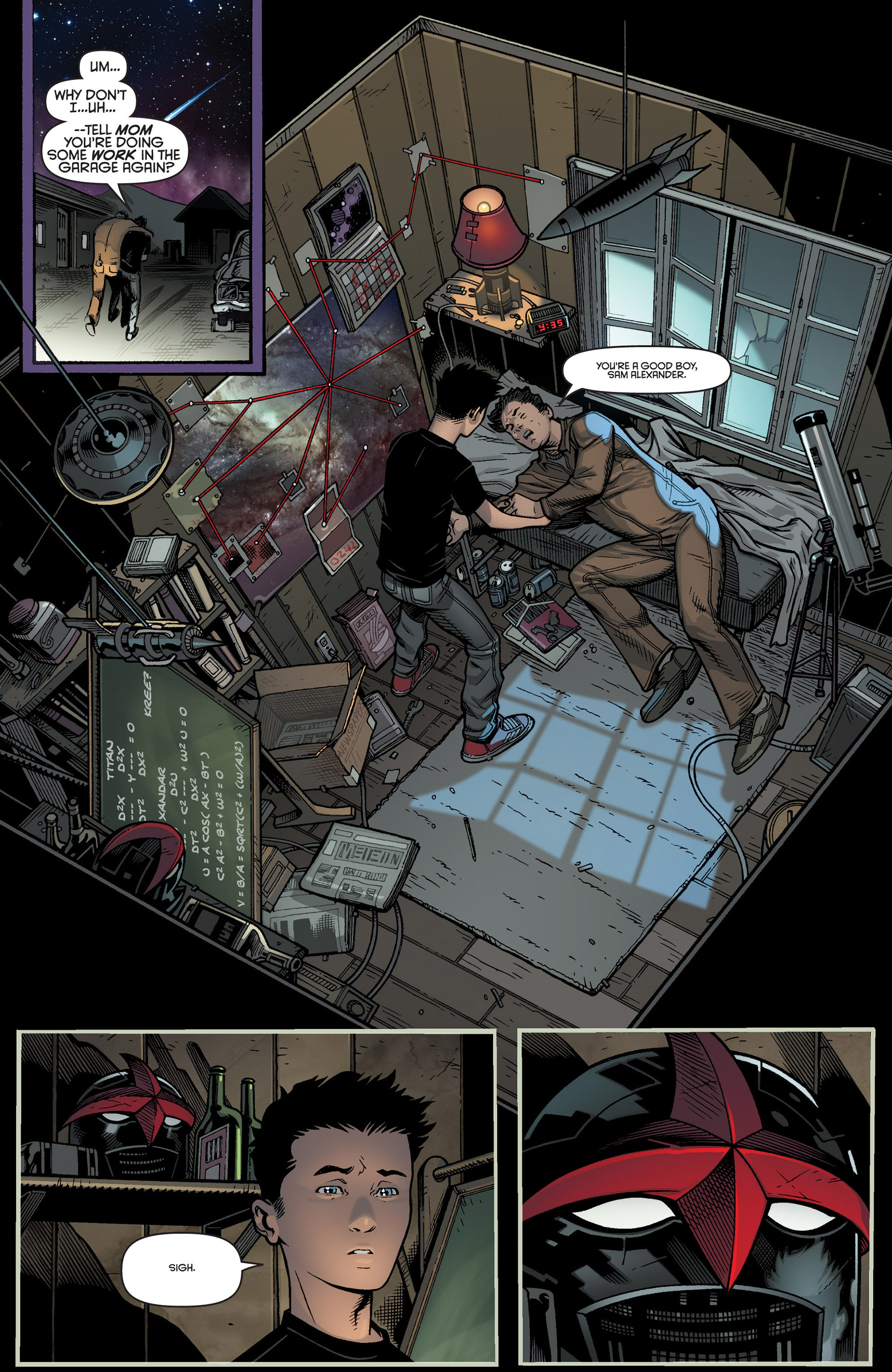 Nova (2013) - Chapter  1 | pic 9