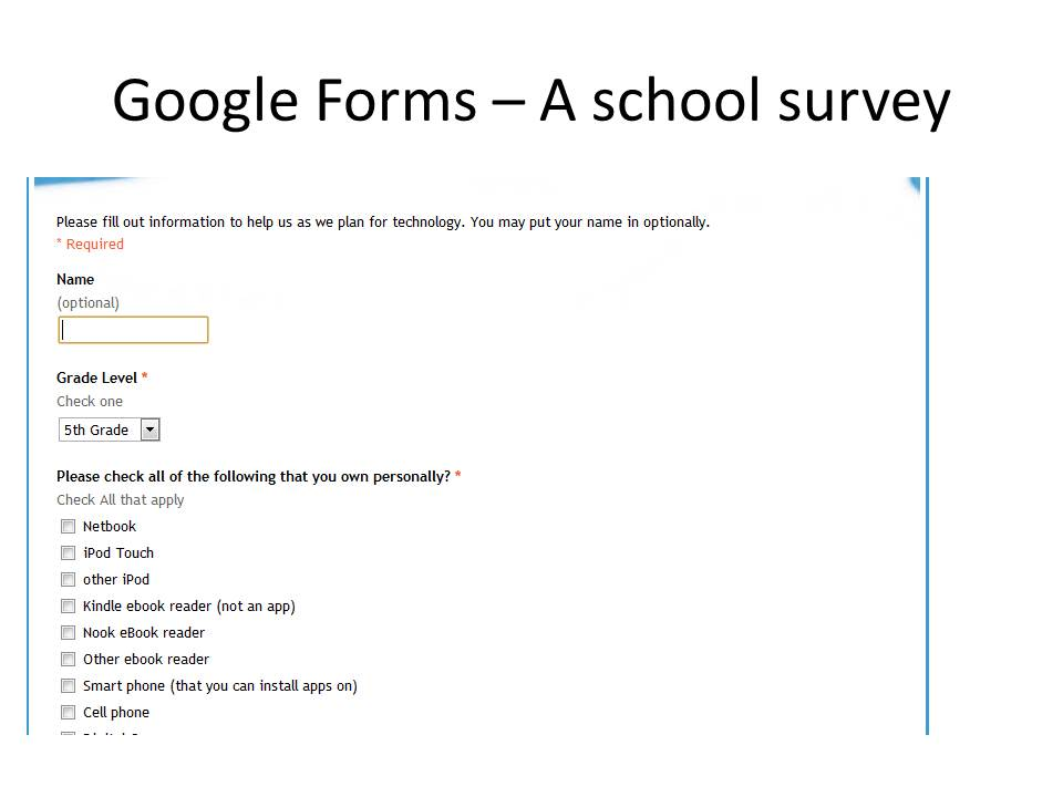 how to get the right answers on google forms
