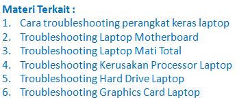 belajar menjadi teknisi komputer dan laptop handal