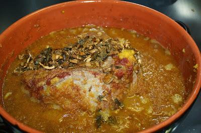 cucina genovese: sugo di carne