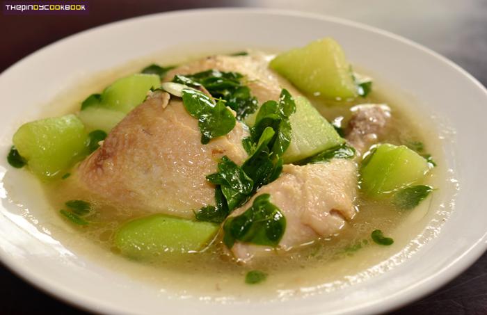 recipe: chicken tinola recipe [34]