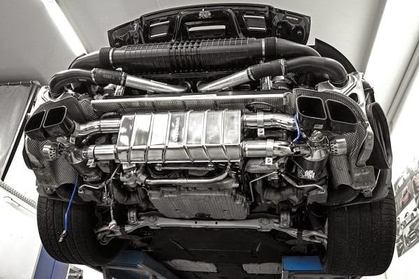 mcchip-dkr Porshce 991 Turbo S 2