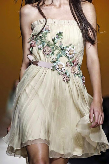 Alberta Ferretti, Spring/Summer collection 2015