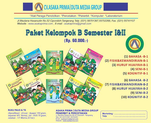 Buku dan Alat Peraga untuk PAUD, Buku Ajar Paud PNF, Rak Buku Perpus TK Paud | Produksi Alat Permainan TK