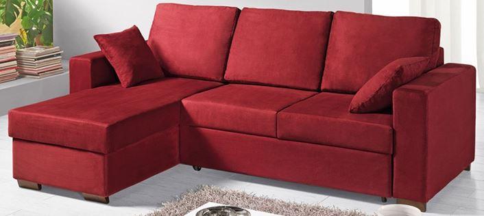 Arredo a modo mio il divano letto orlando moderno ed - Copridivano moderno ...