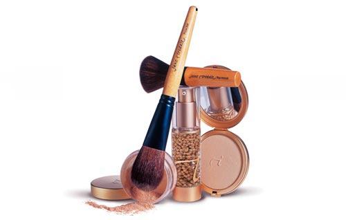 Tipos de polvos en maquillaje
