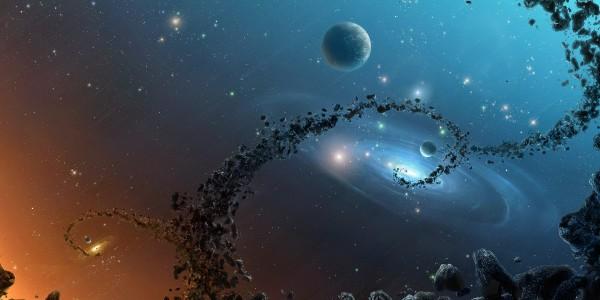 gambaran alam semesta dan segala misterinya