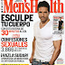 Foto! José Ron na capa da Men´s & Health magazine