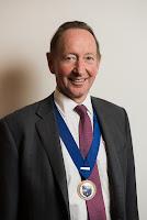 CIBSE President John Field