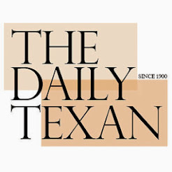 Click the logo to see my work for The Daily Texan!