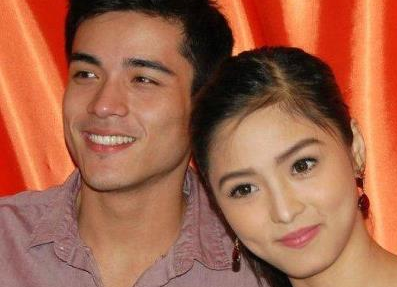 the fans of love team xian lim and kim chiu are happy and excited that