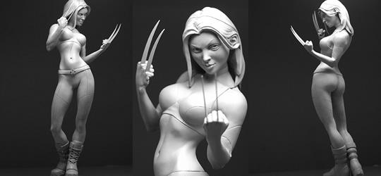 As esculturas humanamente realistas de Adam Beane - 06