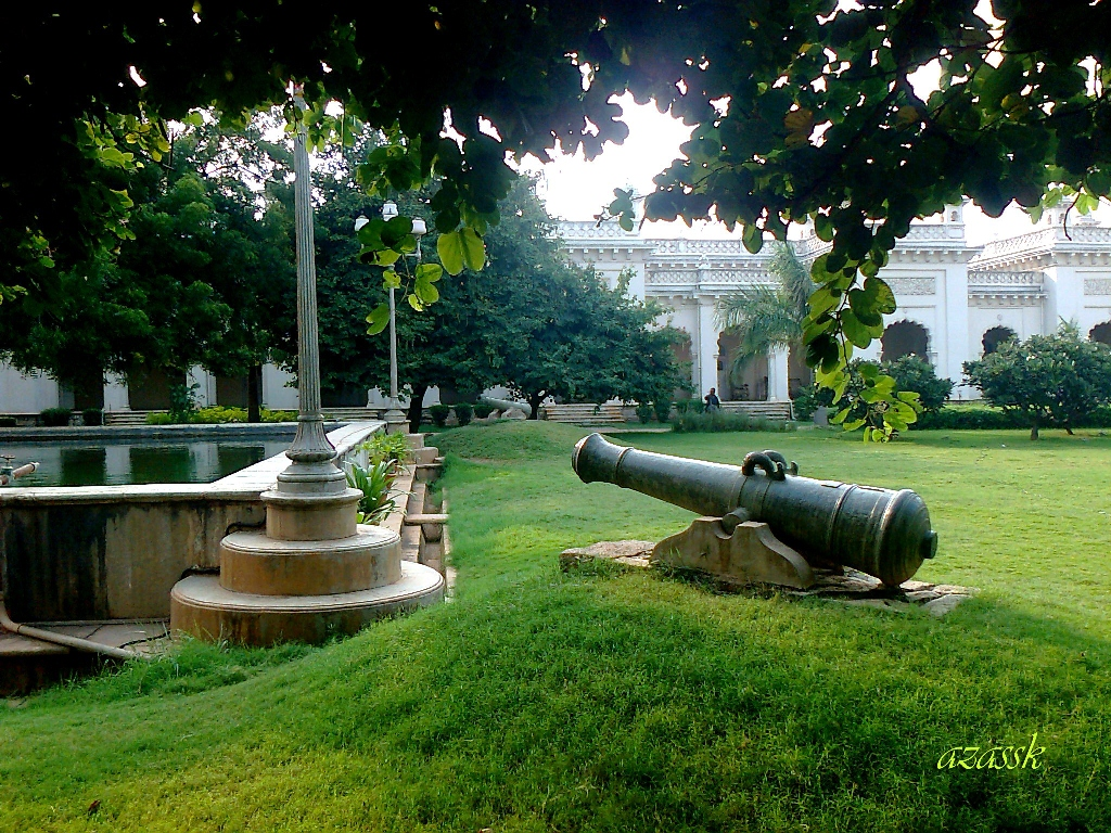 Calm Sojourner Chowmahalla Palace Hyderabad