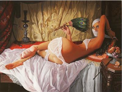 pintura-mujer