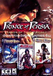 Prince Of Persia Full Version PC Games Free Download With Trilogy