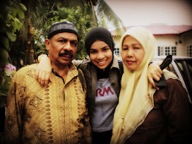 Ibu Ayah terchenta
