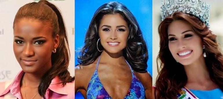 Misses Universo 11 - 12 - 13