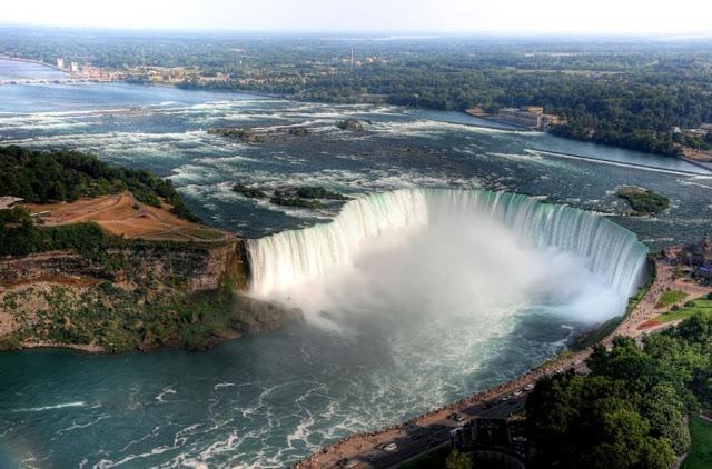 Niagara Falls, USA / Canada