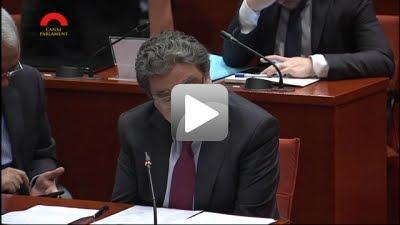 2ona Intervenció Enric Millo compareixença Vicepresident Generalitat, Oriol Junqueras