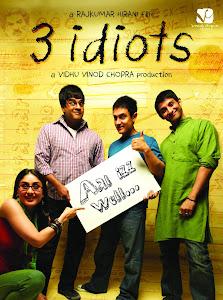 3 Idiots (2009) Worldfree4u - 575MB 720P BRRip Hindi Movie ESubs – HEVC - Khatrimaza