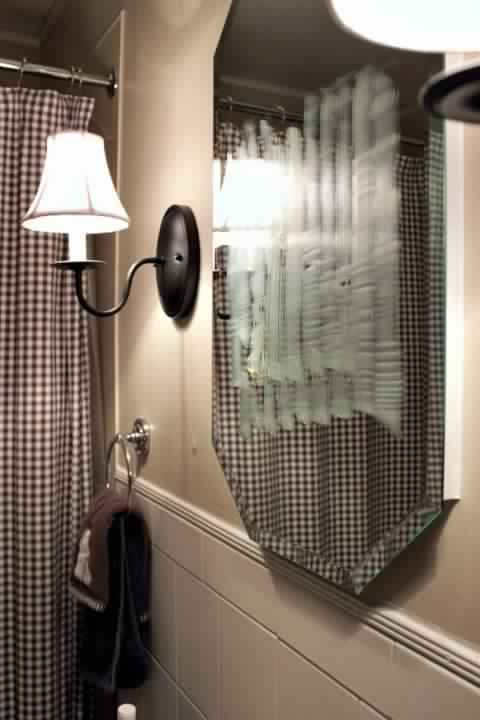 How to keep your bathroom mirror fog-free
