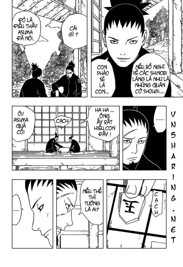 Naruto chap 342 Trang 16 - Mangak.info