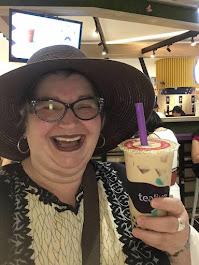 Tealive, Georgetown Malaysia, Jasmine Green Bubble Tea, 2019