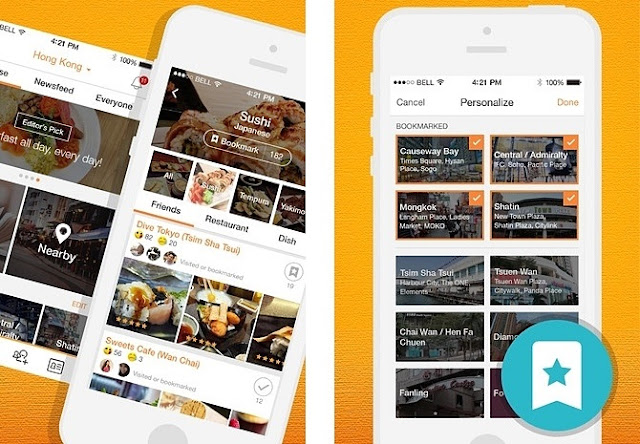 where to eat in klang valley, OpenSnap, photo dining guide, food guide, app, food app, opensnap app