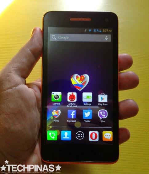 MyPhone Agua Rio, MyPhone