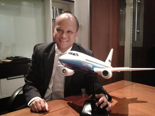 NAM Air Akan Gunakan Pesawat R80 Buatan PT Regio Aviasi Industri