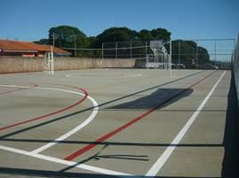 Quadra de Esportes Escola Darci Ribeiro