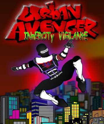 Glasco Graphix - The Urban Avenger