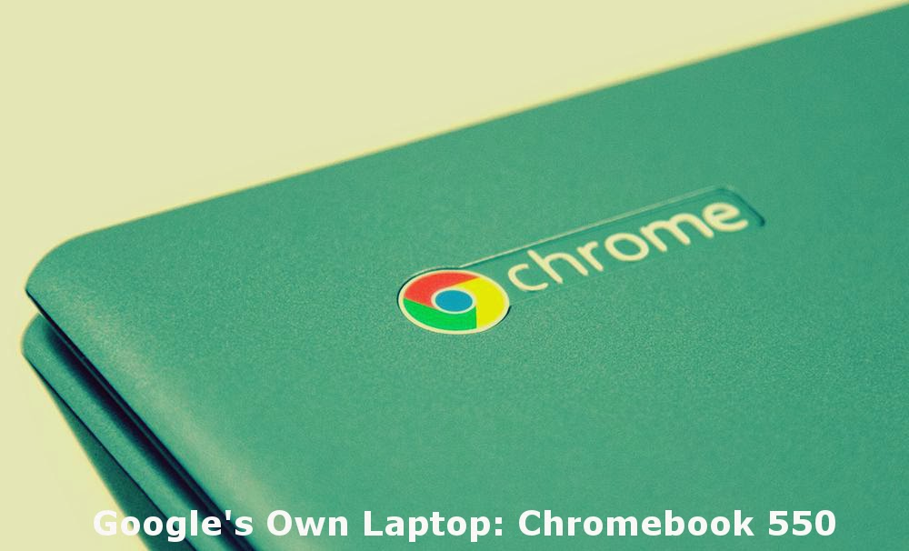 Chromebook 550 Green Graphically Designed