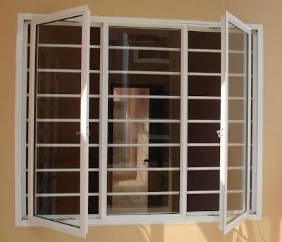 cửa sổ nhôm kính 1