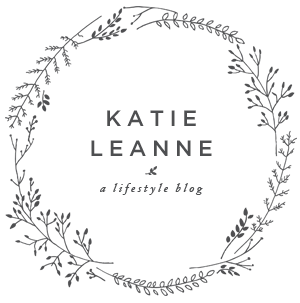 Katie Leanne: A Lifestyle Blog