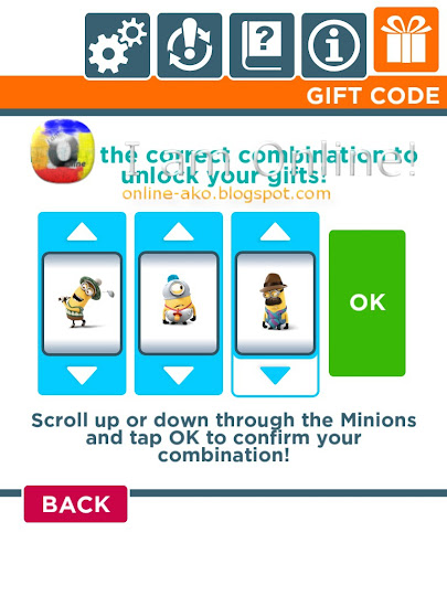 Despicable Me: Minion Rush Gift Codes 5