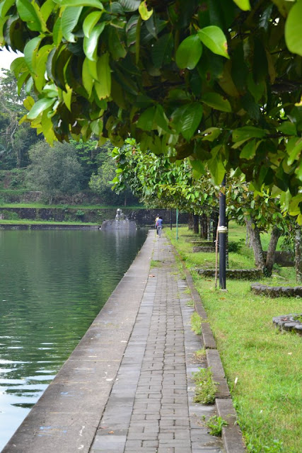 Narmada Park in West Lombok
