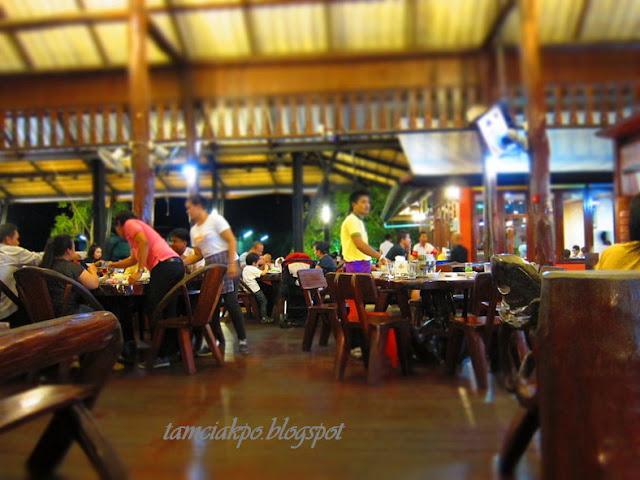 Pak Nam Seafood Restaurant in Phuket, Thailand