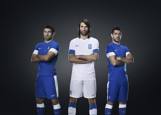 New Greek National Kit Nike