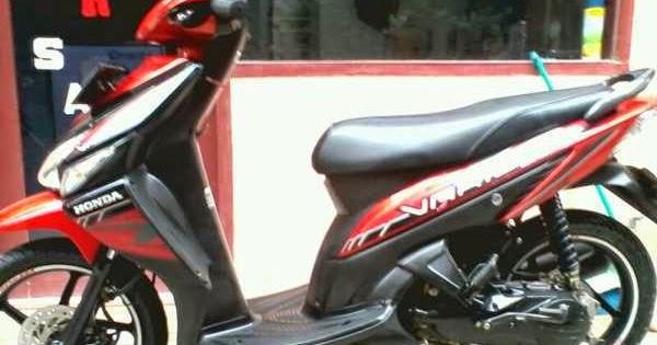 Mokas88  Honda Vario Cw Asli 2010